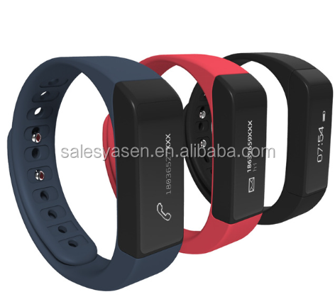 Smart bracelet i5 plus Bluetooth 4.0 Waterproof Touch Screen Fitness Tracker Health Wristband Sleep Monitor Smart Watch