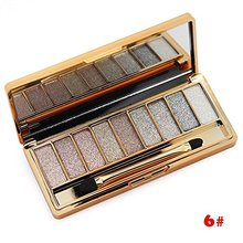 Professional 9 Color Eye Shadow Palette Diamond Eyeshadow Palette Make Up Cosmetics Wholesale