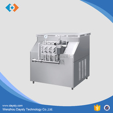 High Pressure Processing Types Milk Homogenizer