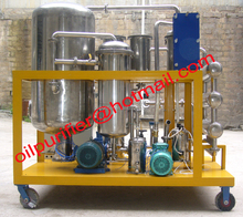 Stainless Steel UCO Treatment Machine, Coconut Oil Processing Unit ,cooking Oil Purifier Plant