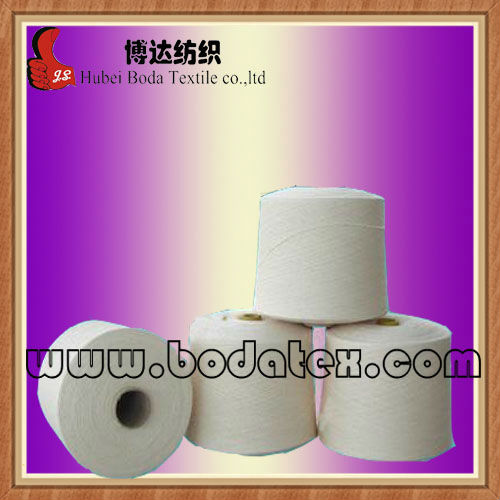 Hand sewing and knitting style polyester yarn and fabric from Wuhan 40/2