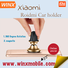 roidmi car holde for Xiaomi Phone Magnetic Air Vent Mount Stand 360 Rotate Mobile Phone car Holder for Smartphone