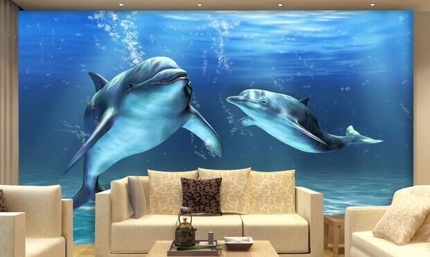 Factory supply korea 3d wallpaper for wall