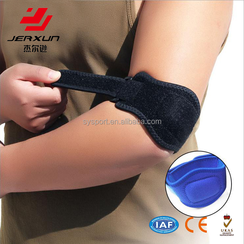 Compression Pad Support elbow brace for tennis elbow