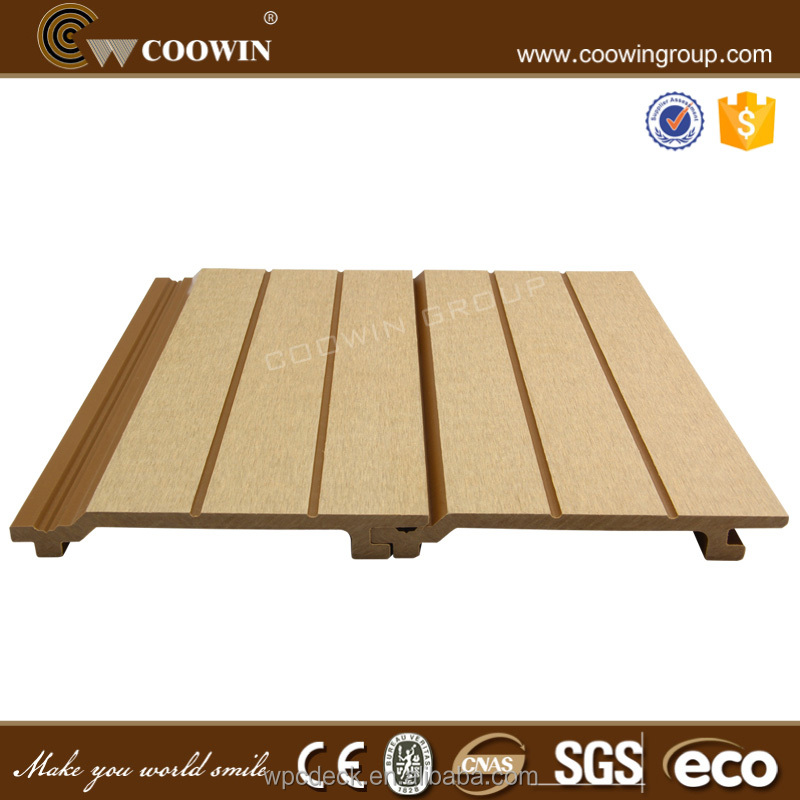 Bamboo Commercial Exterior Wall Cladding made by composite materials manufacturer