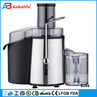Anbo household appliance magic stainless steel slow juicer