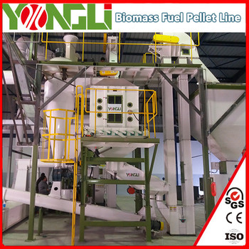 Easy to maintain Highly praised floating fish/shrimp feed extruding line