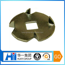 custom high quality steel square hole carriage bolt washer