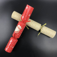 Custom Colorful Party Paper Christmas Cracker Indoor Fireworks