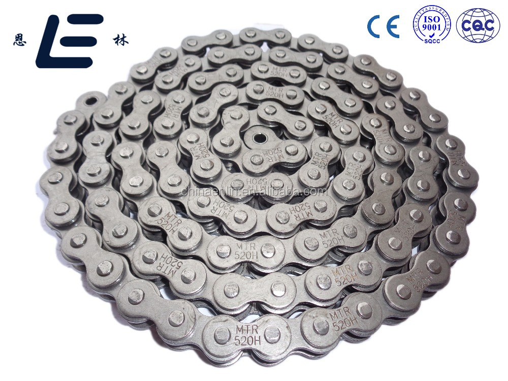 Wholesale High Tensile Strength 530H Titanium Motorcycle Chain