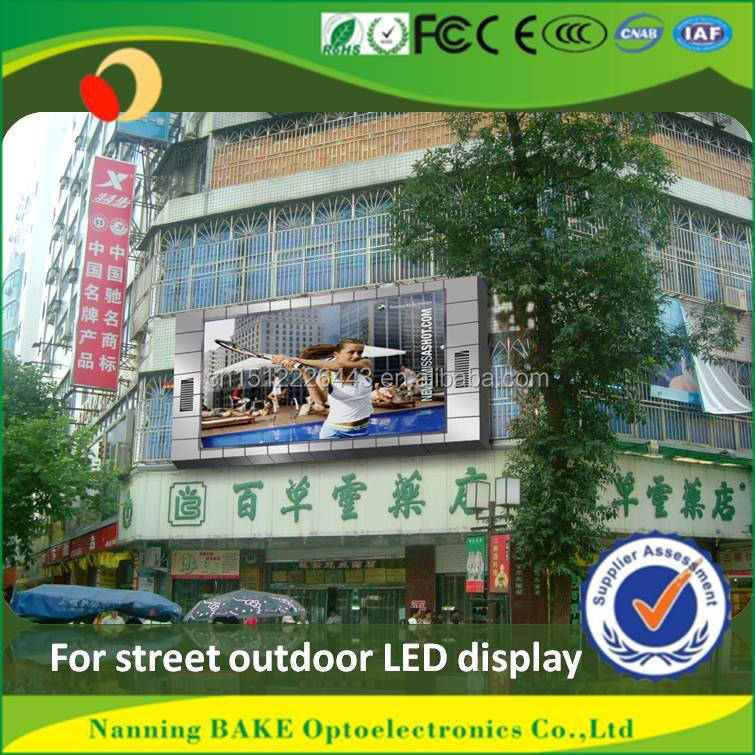 full color outdoor p10 stage led video background