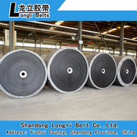 Polyester conveyor belts Raw Coal Applications and Processing