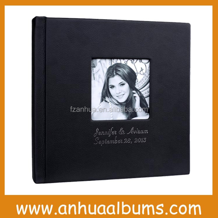 wedding photo album personalized wedding album personalized wedding
