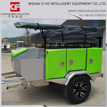 2015 New model camper trailer tool box