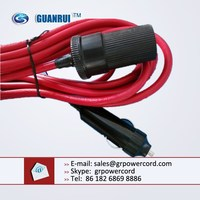12v dc cigarette lighter adapter, 12V dc power cord cigarette lighter power cord