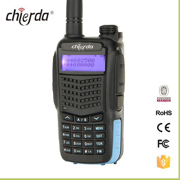Fall resistant strong signal handheld military radio