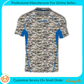 Modern style custom design men's gym t shirt from China