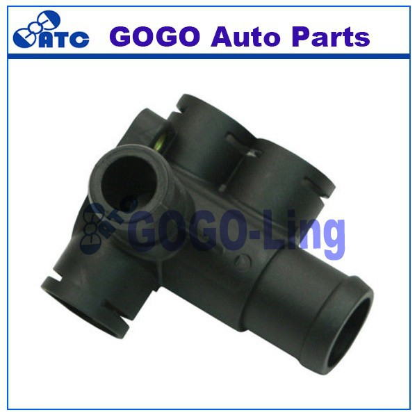 Plastic Thermostat Housing for VW JETTA GOLF POLO OEM 030121117C , 030 121 117C
