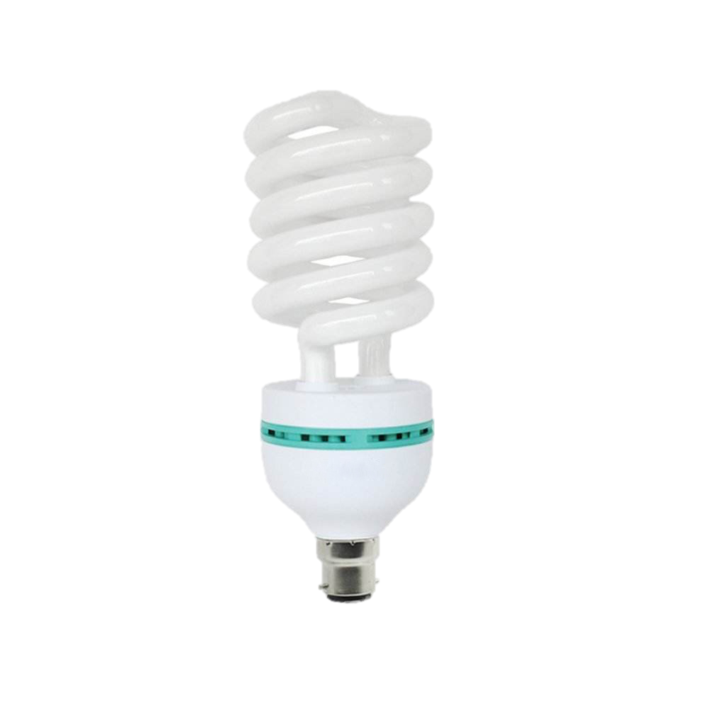 Warm White Pure White Halogen Glass Fluorescent Half Spiral 20w Energy Saving Lamp