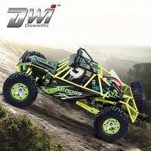 DWI dowellin 2.4GHz 1/12 4WD Crawler RC Car WLtoys 12428 With LED Light