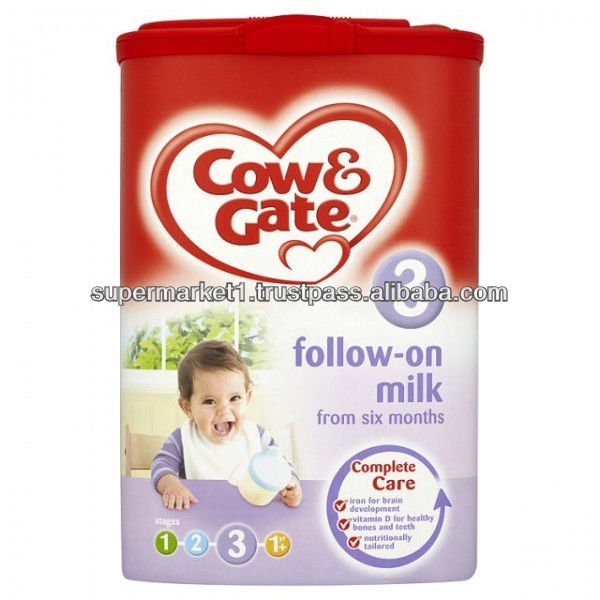 Cow & Gate Stage 3 Follow-on Milk 900g