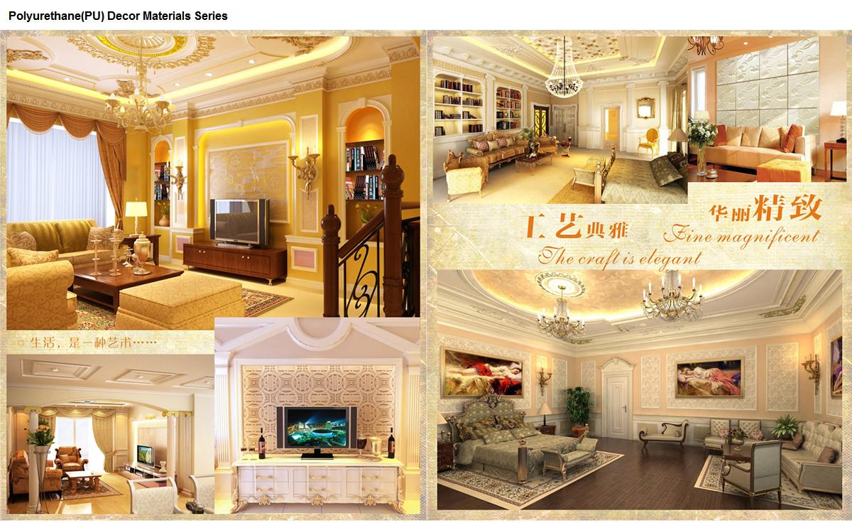 Shenzhen Zhishan Industry Co., Ltd. - 3d wall panels, PU faux stone ...