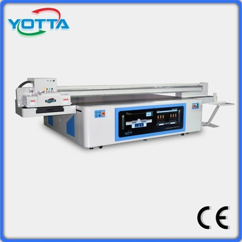 3020 UV Flatbed acrylic light box printer for outdoor printing acrylic ceiling with high quality