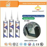 Economical Anti Fungus Mildew Silicone Sealant