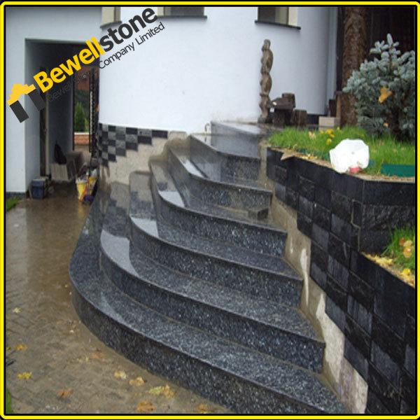 China Granite Stone Stairs G602 Cheap Granite