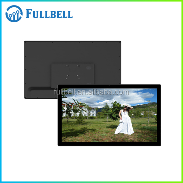 32 Inch Advertising Display Marketing Digital Signage Video Player With Usb/ Wifi/ Touch Screen Function