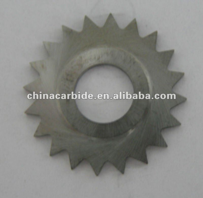 tungsten carbide mill for cutting tools