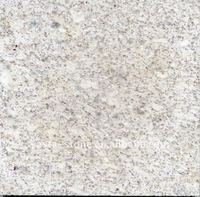 Pearl White Granite Flamed Tile
