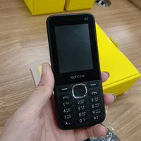 Factory 1.8inch Lephone K7 GSM Feature Phone Handy Bar phone