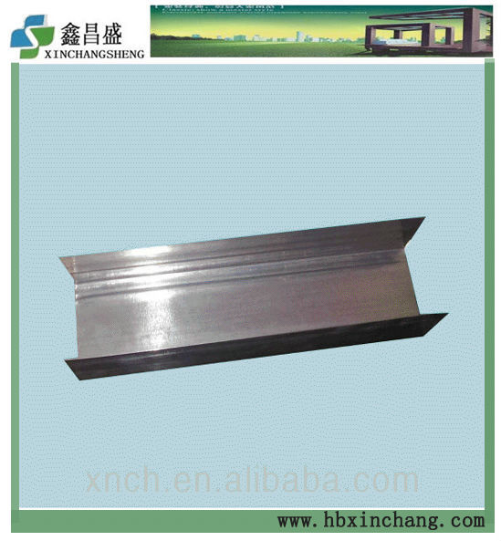 2016 new building material metal stud and track for wall partition
