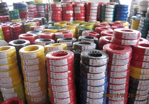 Single-core electriccal wire cable China factory electrical wire cheap price electrical house wiring