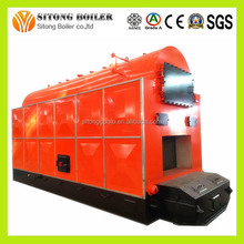 GOOD SALES! Industrial Corn cob Fired Steam Boiler for Milk Industry