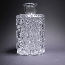 200ml frosted small mouth aroma diffuser glass bottle