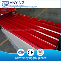 prepainted metal roofing tile