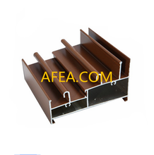 hot sale Aluminium Sliding Windows Sections supplier
