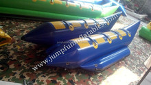 8 riders Banana Boat for sale,Double Banana Boats on water park