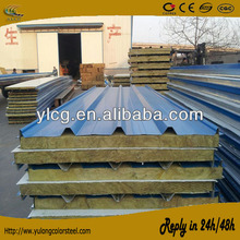 structural corrugated metal roofing panels