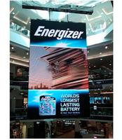 Sryled manufacturer high birghtness panel 10 led display with high quality
