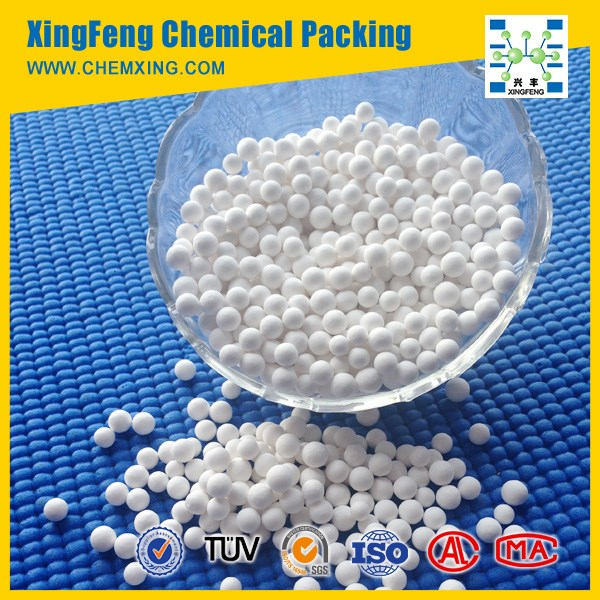 Activated Alumina as Hydrogen Peroxide Absorption