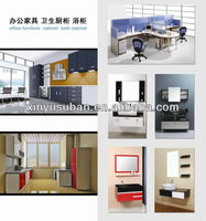 HL New material( PVC foam board) for cabinet