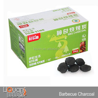 Barbecue Charcoal Briquette Or Sawdust, 2KG Smokeless Charcoal For BBQ, BBQ Coal Lighter