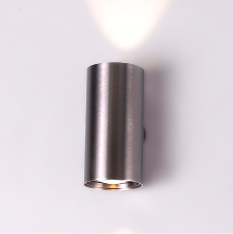 Modern simple Energy Saving exterior Up down LED Outdoor Fancy Wall Lamp