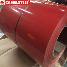 Prepainted GI GL steel coil / PPGI / PPGL for color coated galvanized corrugated metal roofing sheet in coil