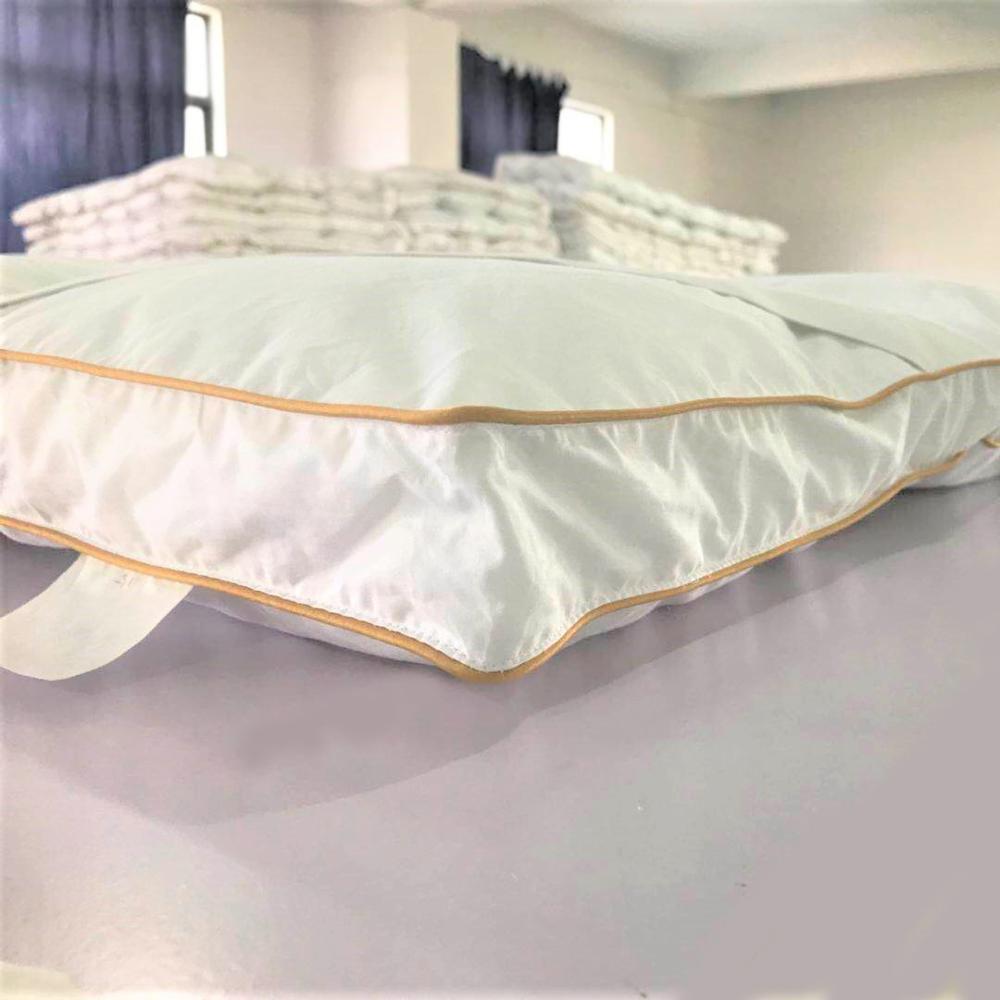 Hypoallergenic Down-Alternative Filling mattress topper mattress topper for bedding use - Jozy Mattress   Jozy.net