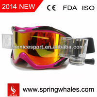 FDA Certificate Motocross Goggles,motorcycle motocross goggle,helmet motorcycle goggle