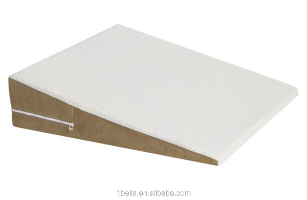 Triangle- Polyurethane Foam Bed Wedge Mattress Wedge